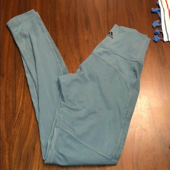 adidas Pants - Adidas full length leggings